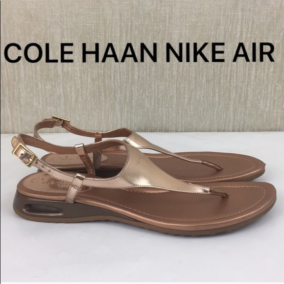 3aa5cbcf6c72 Cole Haan Shoes - ⭐ COLE HAAN ROSE GOLD SANDALS 💯AUTHENTIC